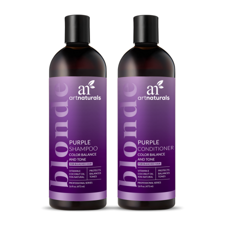 Purple Shampoo & Conditioner Duo - Buy One Get One Free