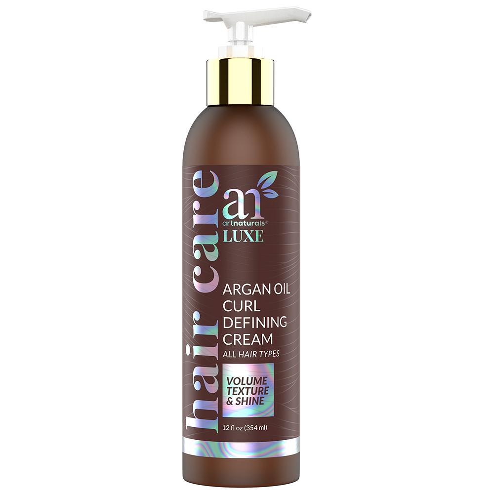 Argan Curl Cream Luxe