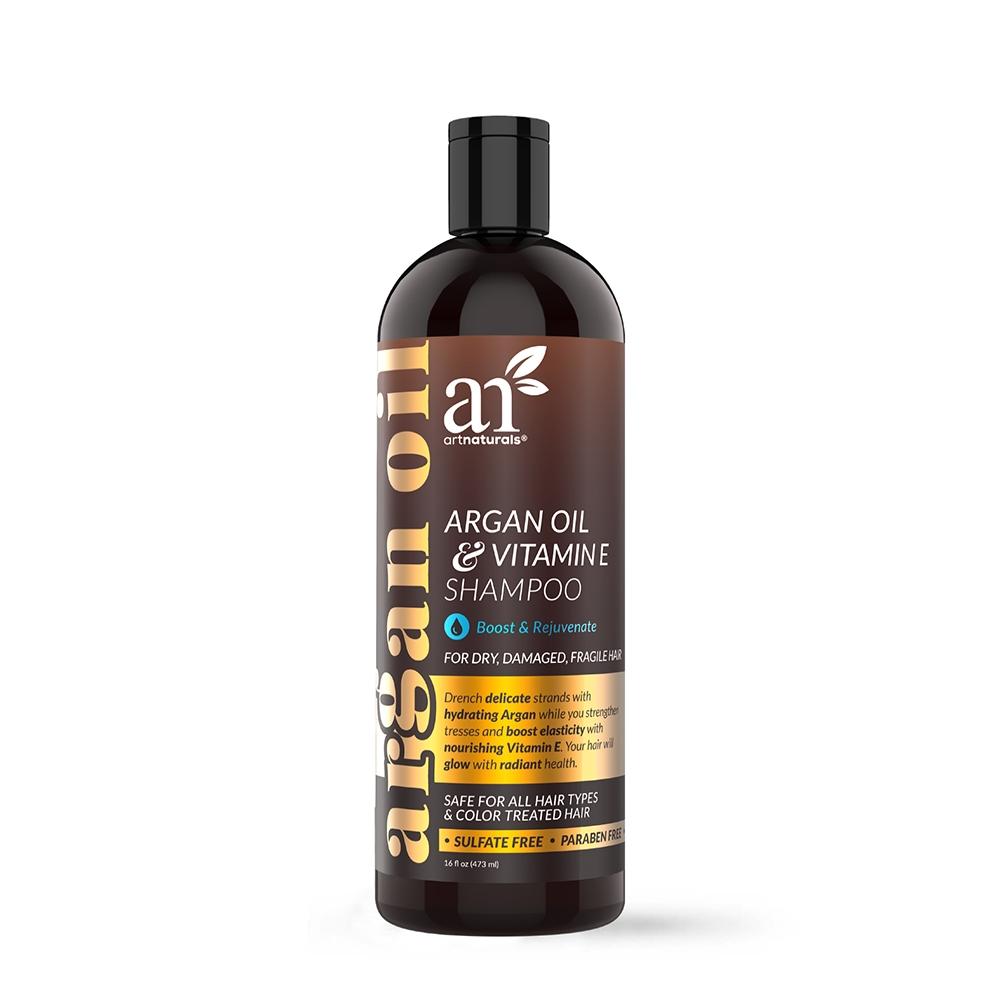 Argan Oil & Vitamin E Rejuvenation Shampoo