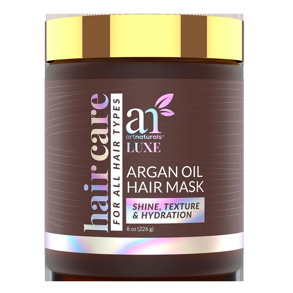 Argan Hair Mask Luxe