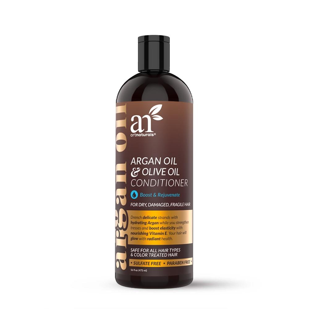 Argan Oil & Olive Oil Rejuvenation Conditioner