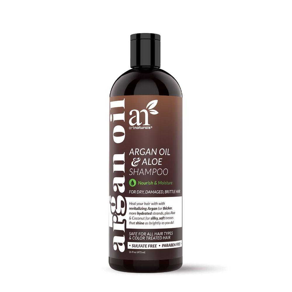 Argan Oil & Aloe Shampoo