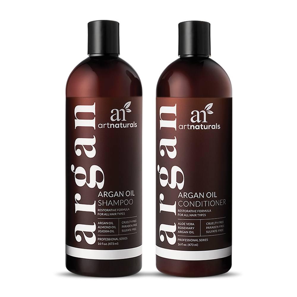 Argan Shampoo & Conditioner Duo ANAA-1601