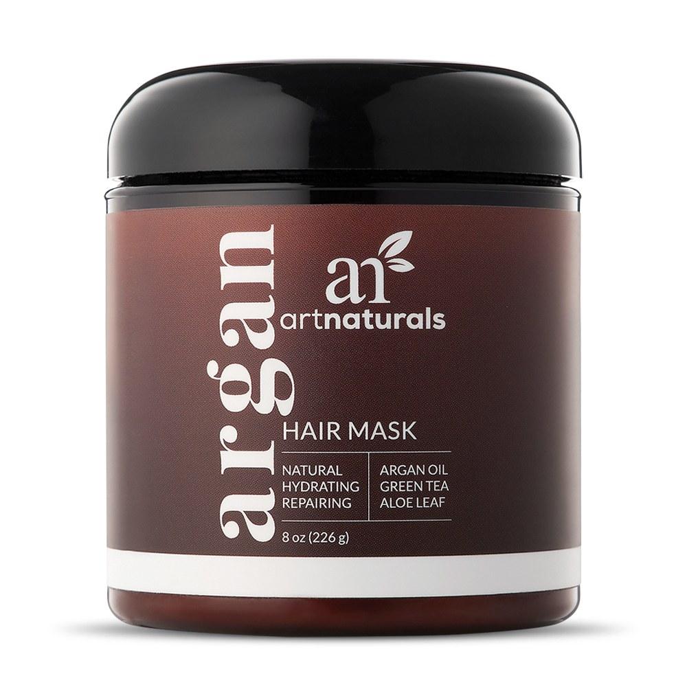 Argan Oil & Aloe Hair Mask