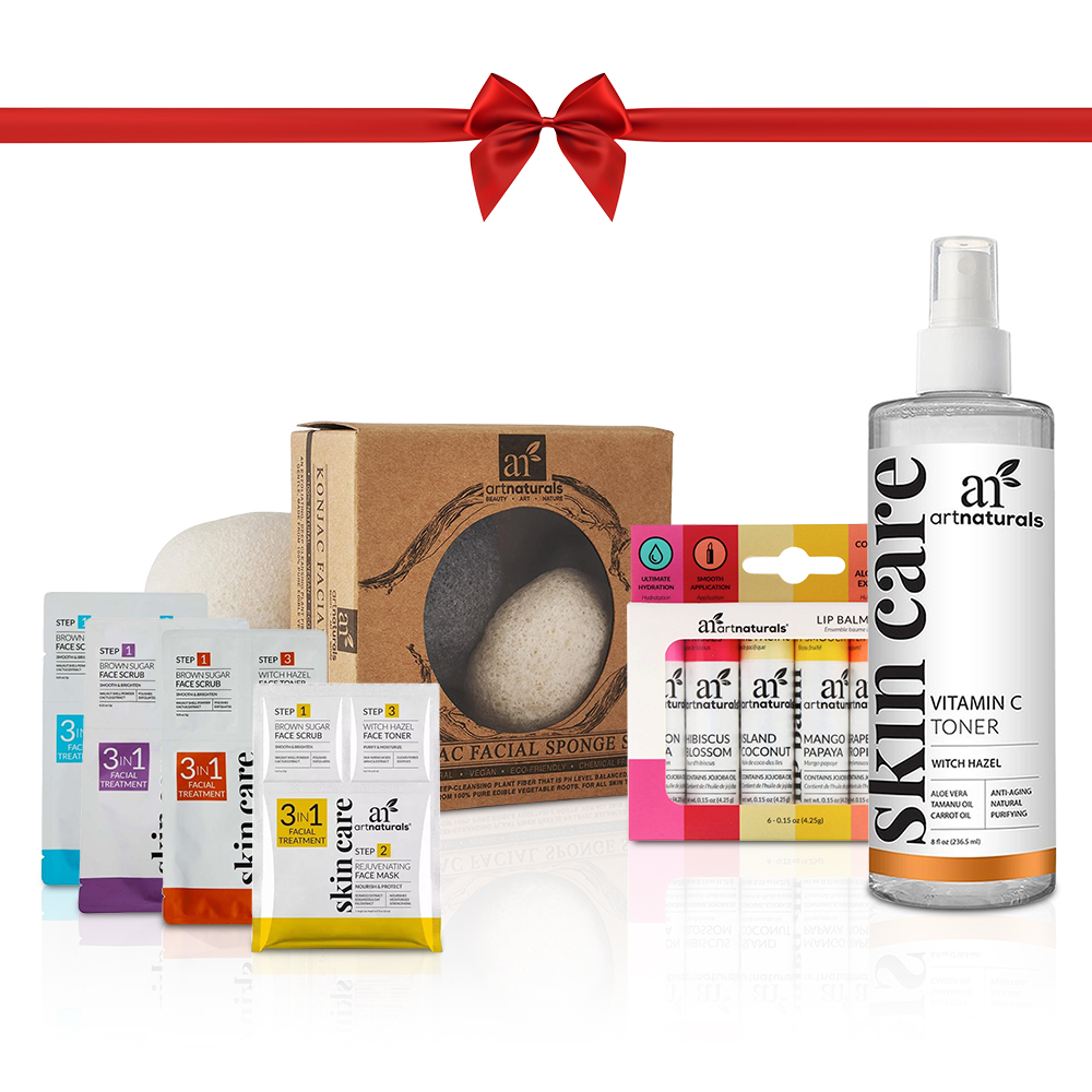 At Face Value Gift Set