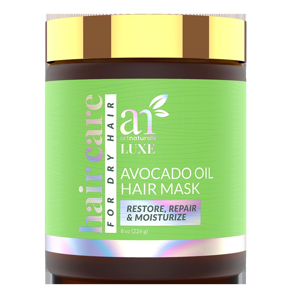 Avocado Hair Mask Luxe