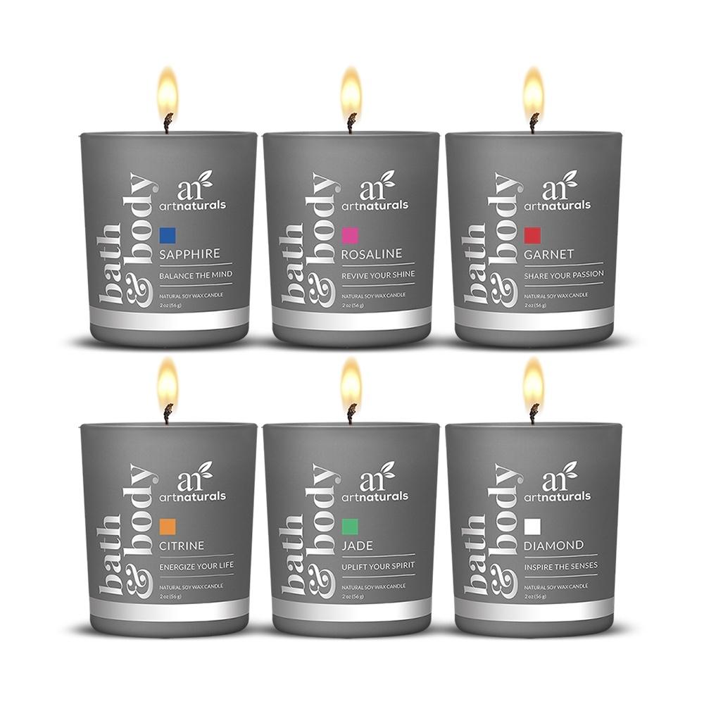 6-Piece Candle Set
