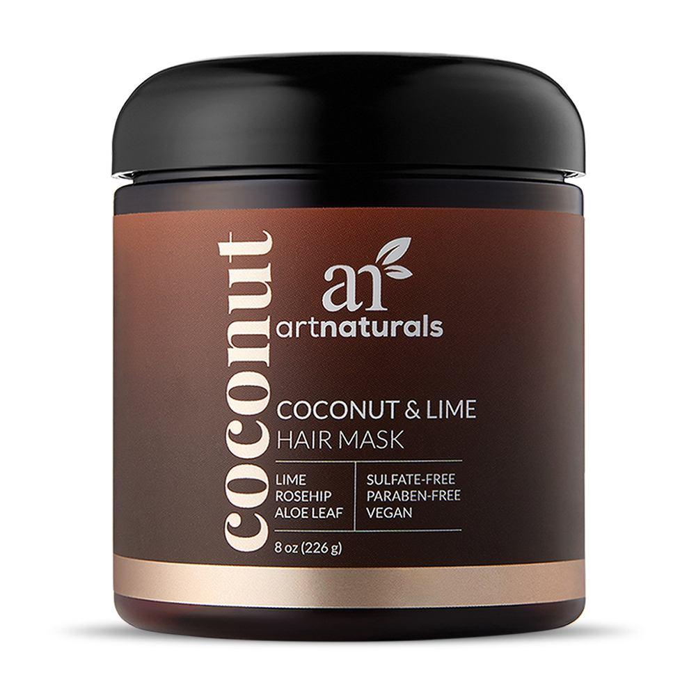 Coconut & Lime Hair Mask