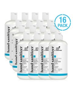 Hand sanitizer scent free - 16 pack