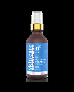 artnaturals LUXE spf-15 moisturizer for Skin Care
