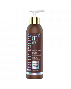 artnaturals LUXE Argan Oil Curl Defining Cream for Hair