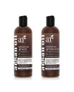Argan Shampoo & Conditioner Duo