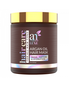 artnaturals LUXE Argan Oil Hair Mask for Natural Hair Care
