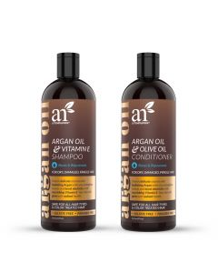 Rejuvenation Argan Oil Shampoo & Conditioner Duo
