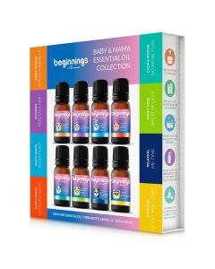 Baby Beginnings Oil Set