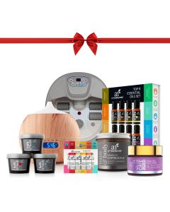 Deluxe Essential Oil Diffuser Holiday Gift Set for Mom