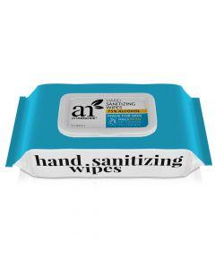 artnaturals hand sanitizing wipes 100 packs of 50 units