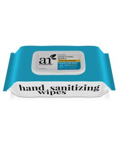 artnaturals hand sanitizing wipes 6 pack of 50 units