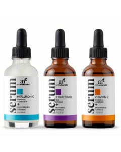 Serum Trio Set With Free Rosehip 4 fl oz / 118 ml