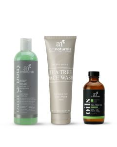 Tea Tree Bye Bye Blemish Kit