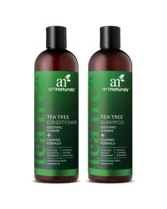 Tea Tree Shampoo & Conditioner Duo