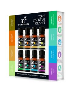 Top 8 Essential Oils Set 10ML