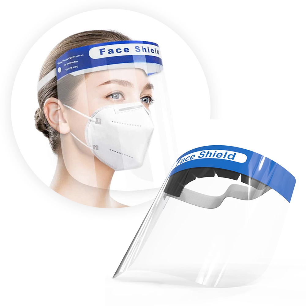 Face Shield - 10 units pack