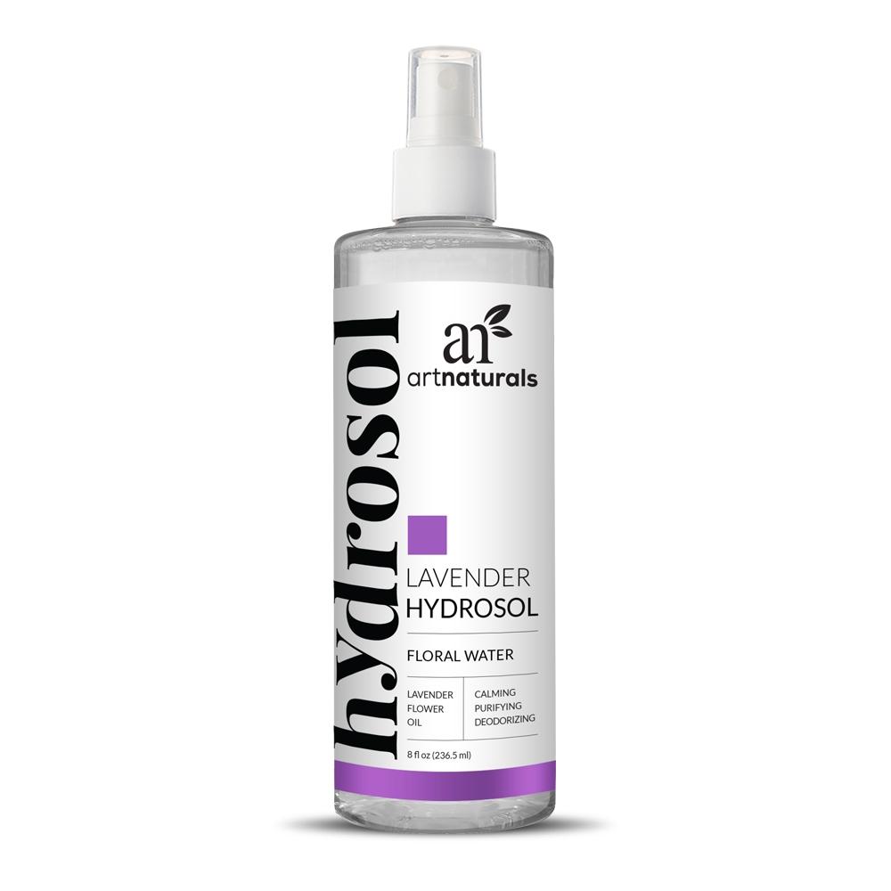 Lavender Hydrosol 8 Oz