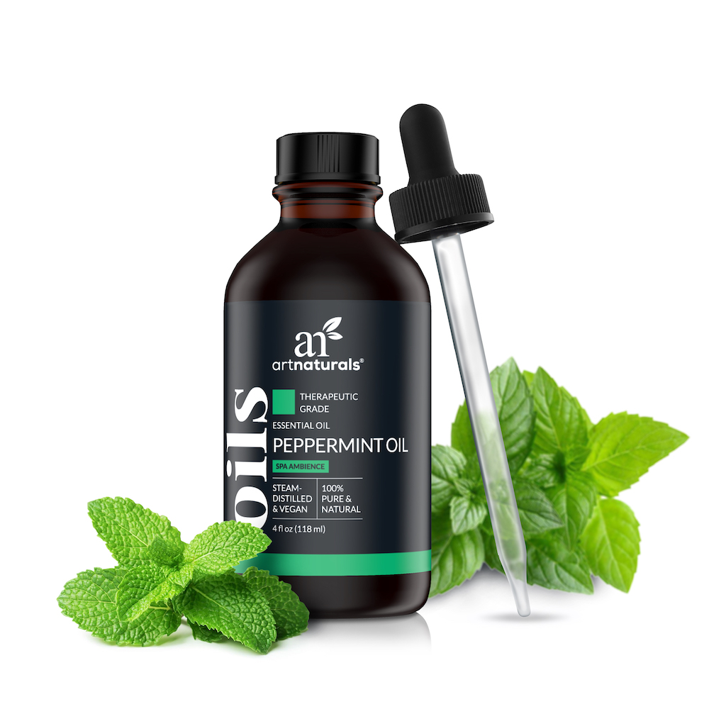 Peppermint Oil 4 fl oz / 118 ml