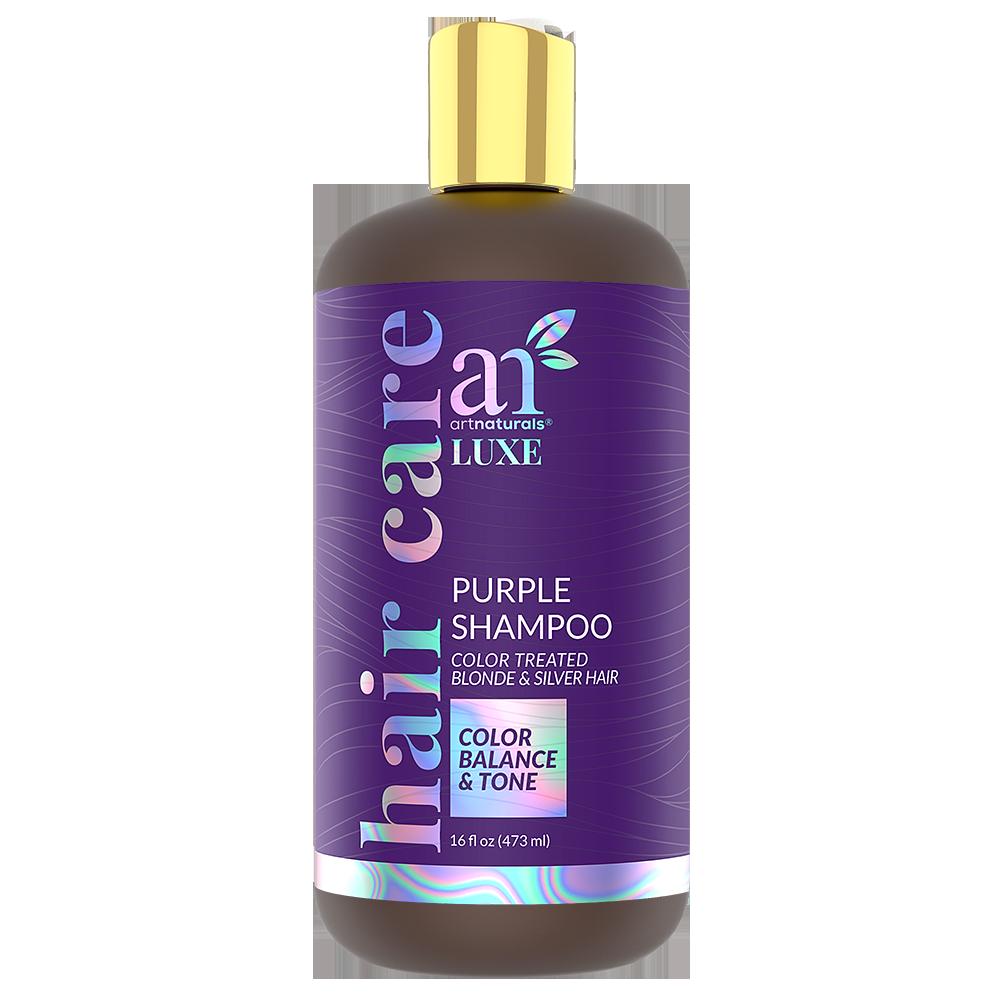 Purple Shampoo Luxe
