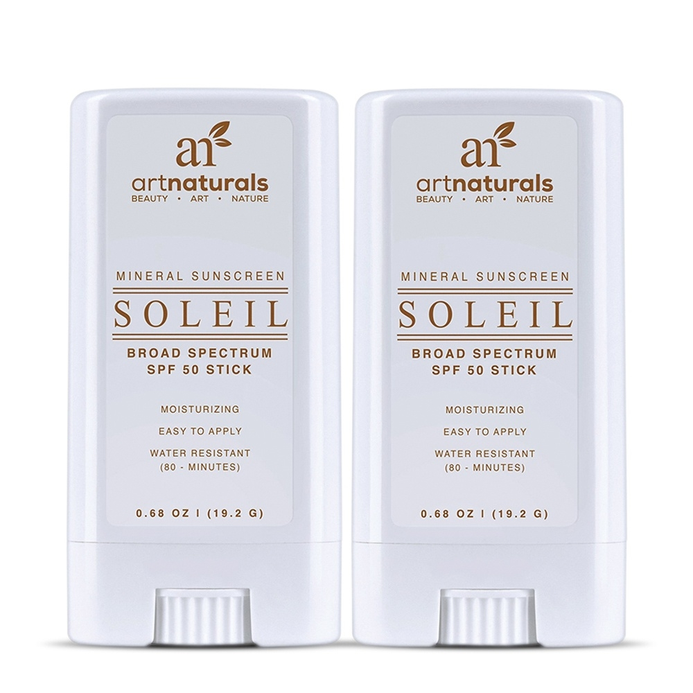 Soleil SPF 50 Sunscreen Sticks