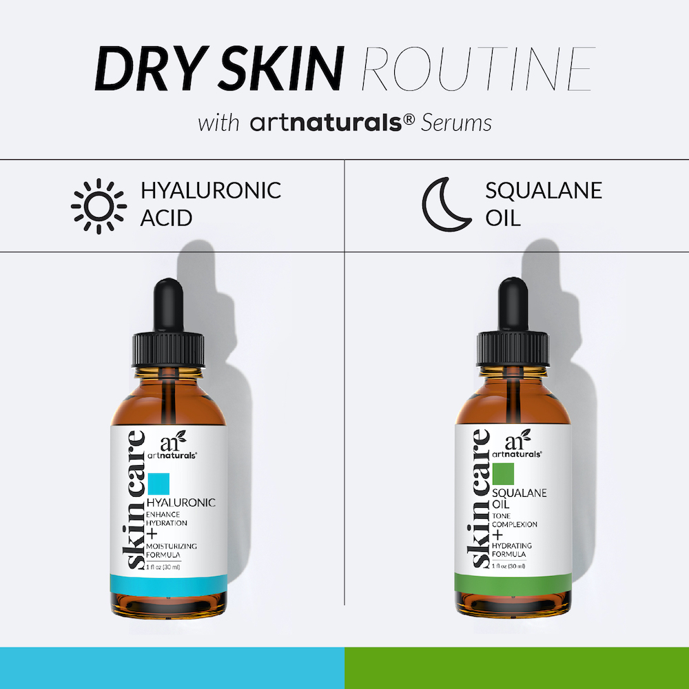 Customized Routine for Dry Skin