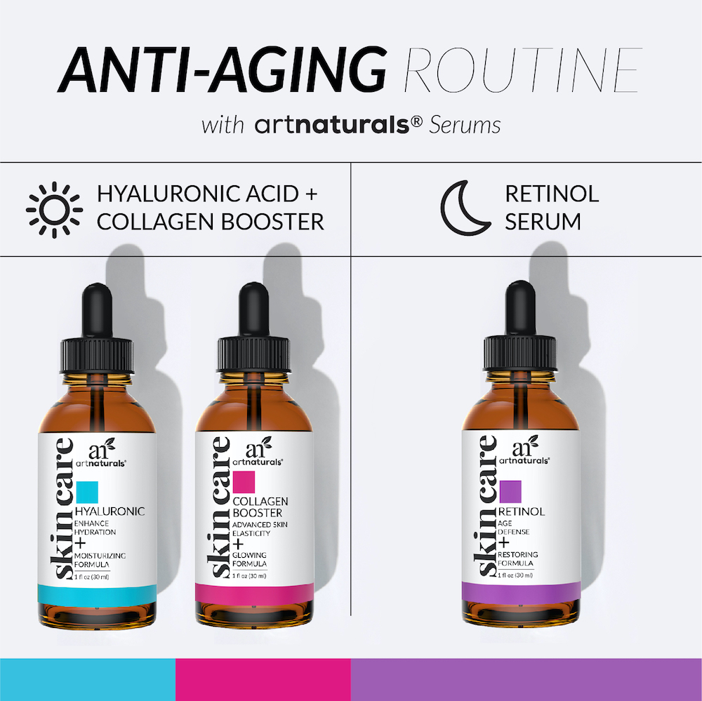 Customized Routine for Anti-Aging