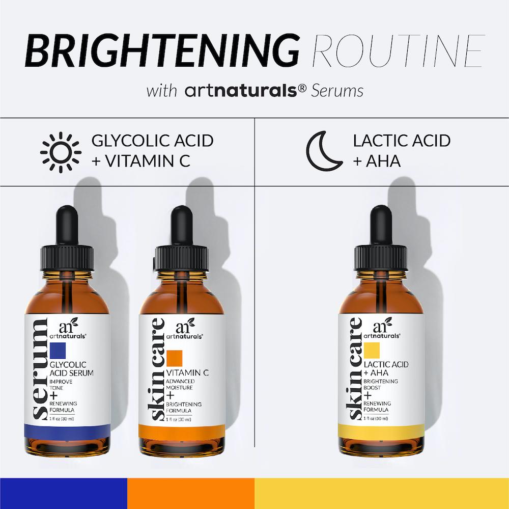 Customized Routine to Help Brighten Skin