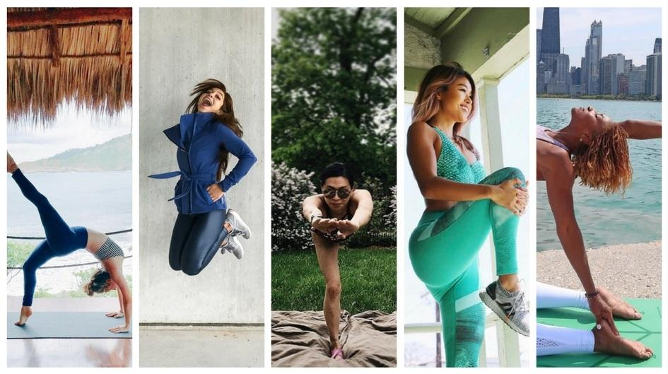 Top 5 Fitness Bloggers to Follow on Instagram