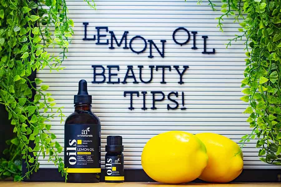 5 Beauty Benefits of Lemon Oil for Skin, Hair, and Nails