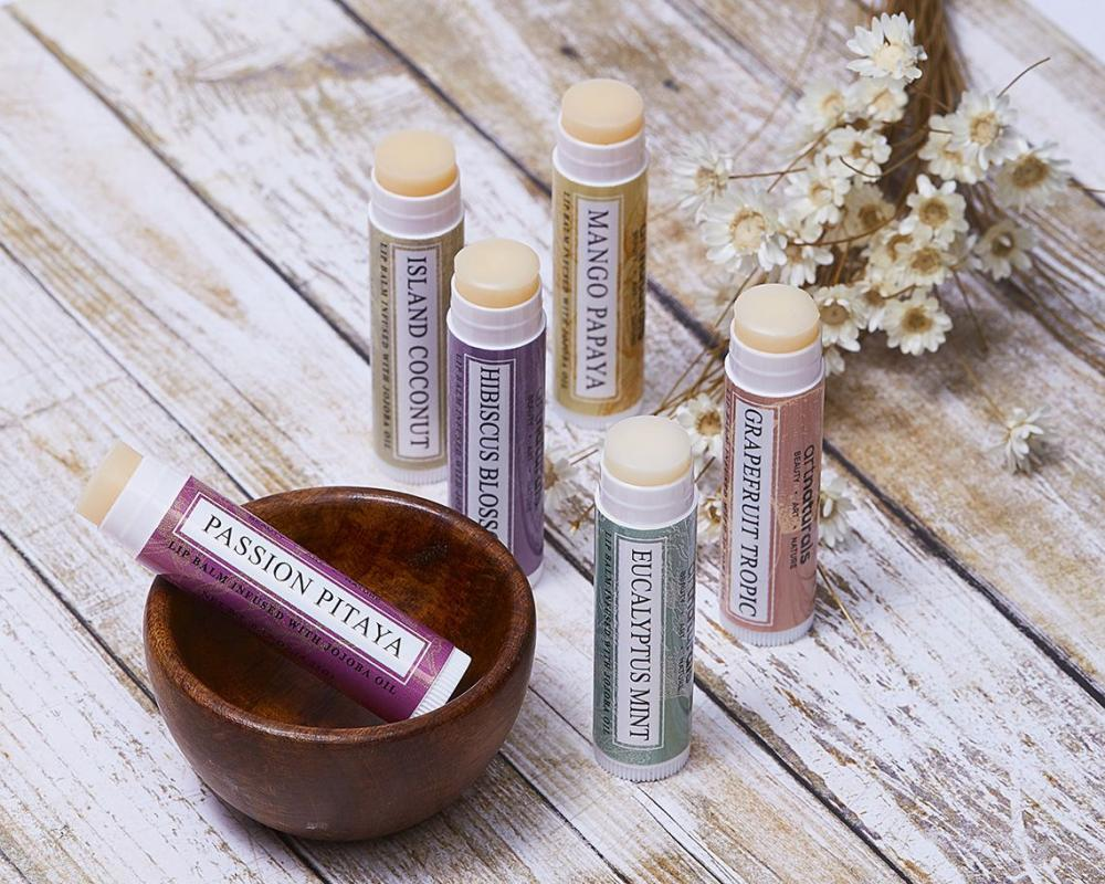 Breathe Some Life Into Your Lips With Natural Lip Balms