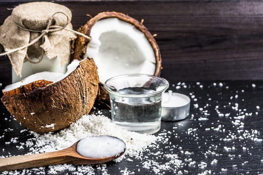 Celebrities Who Swear By Coconut Oil