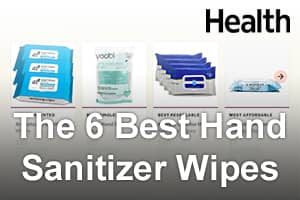 The 6 Best Hand Sanitizer Wipes Available to Shop Right Now