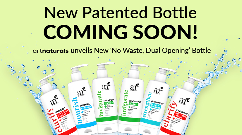 Patented Bottle Coming Soon.