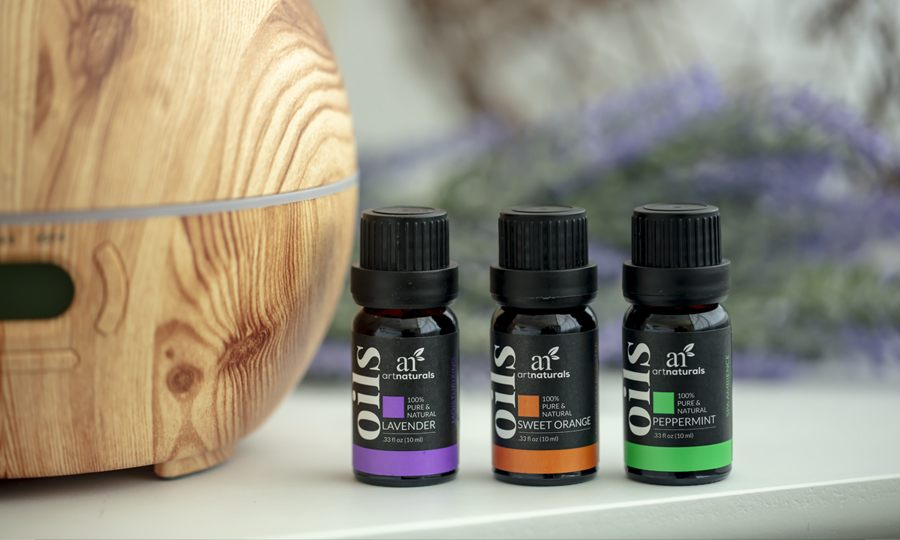 essential-oil-diffuser-lavender-oil-sweet-orange-and-peppermint