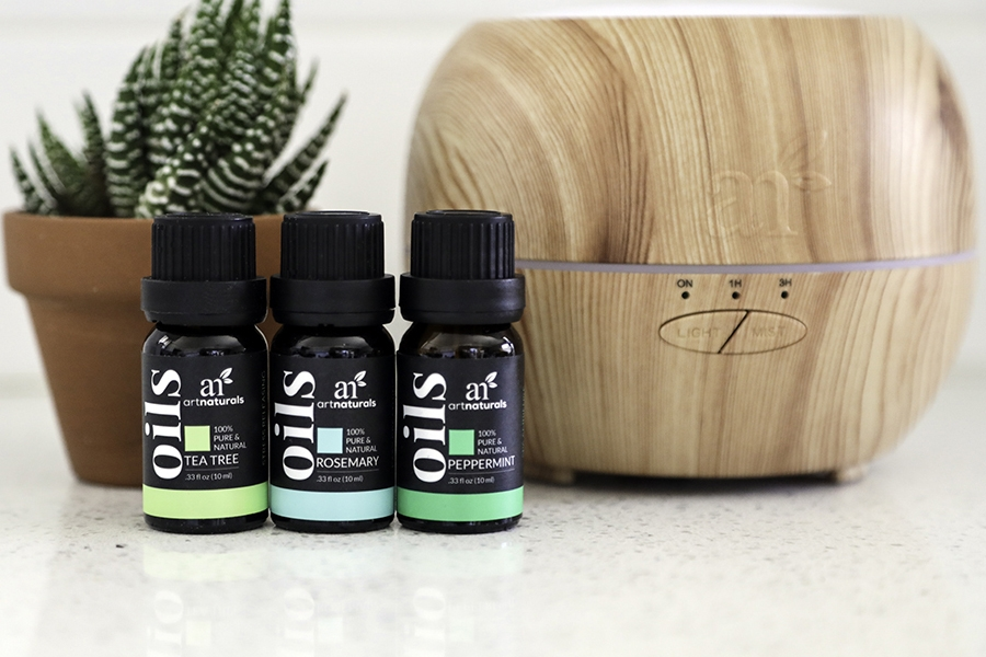 Learn how to use essential oils for aromatherapy