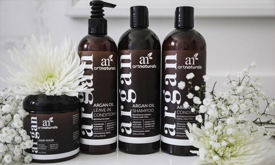 Your hair deserves an argan oil treatment.