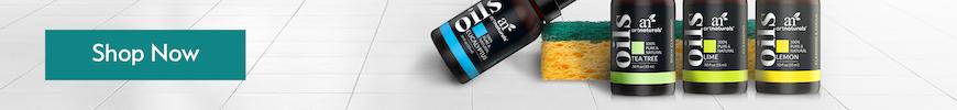 6 essential oil hacks for a clean, fresh kitchen & bathroom