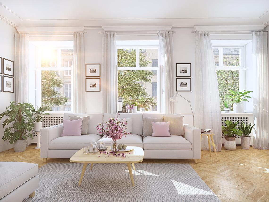 Interior design home fragrance gift set - Reed Diffuser